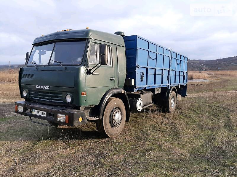 КамАЗ 5325