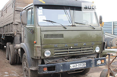 КамАЗ 5410  1987