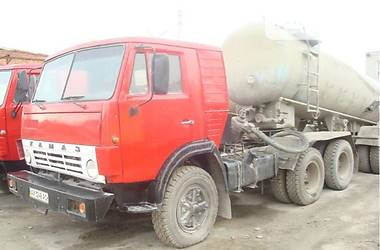 КамАЗ 5410 цементовоз тц-13 1991