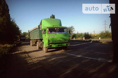 КамАЗ 5410  1996