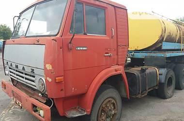 КамАЗ 54112  1988