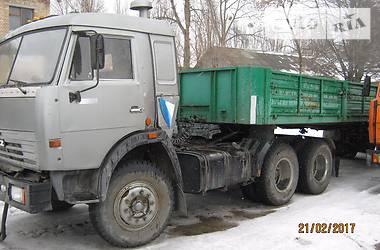 КамАЗ 54115  2001
