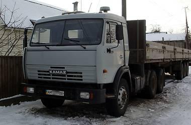 КамАЗ 54115 Е1 2003