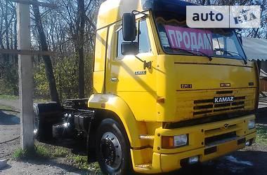 КамАЗ 5460  2005