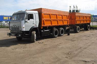 КамАЗ 55102  2000
