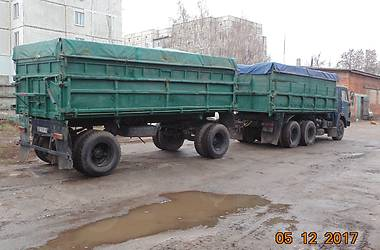 КамАЗ 55102  1980