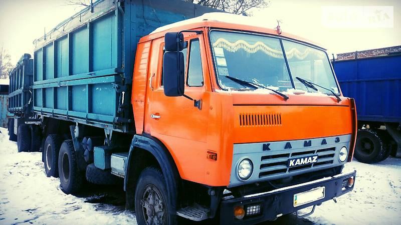 КамАЗ 55102 1991 года