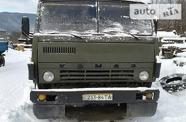 КамАЗ 5510  1987