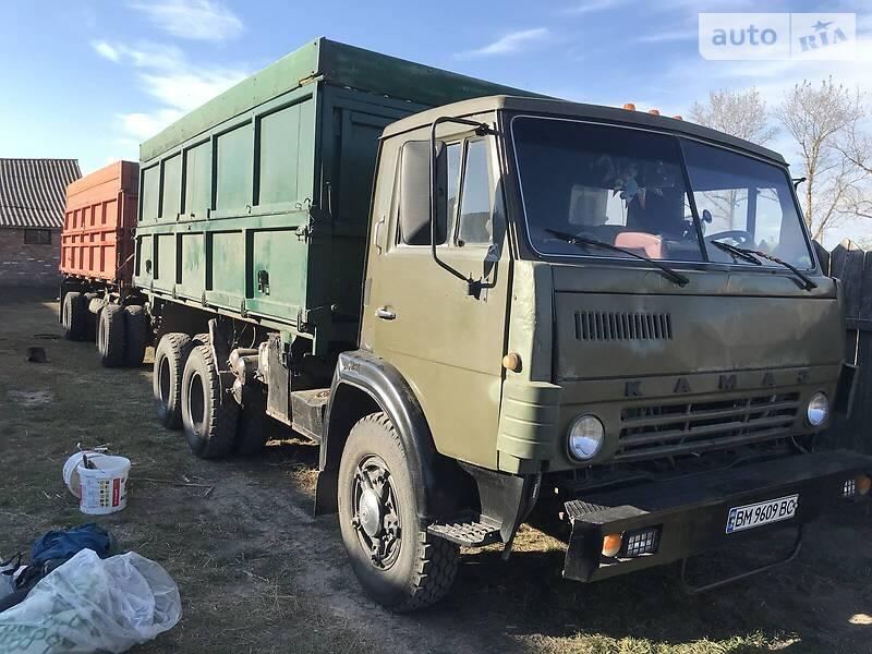 КамАЗ 5510