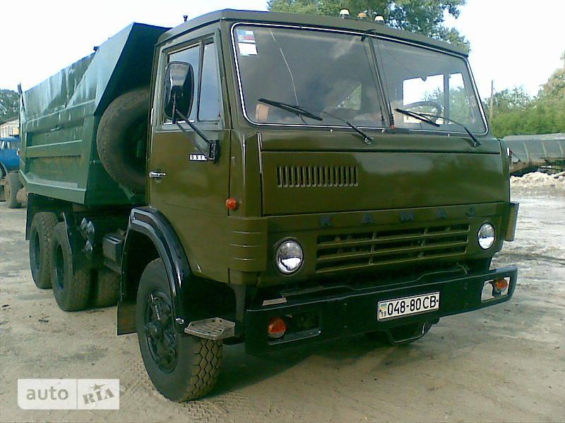 КамАЗ (KAMAZ) 55111 (55111)