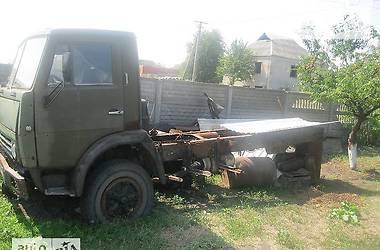 КамАЗ 55111  1986