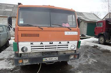 КамАЗ 55111  1990