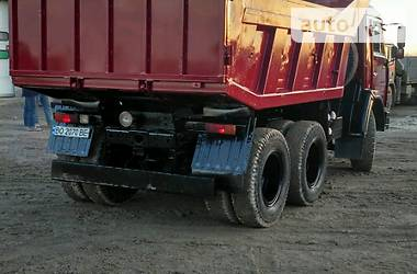 КамАЗ 55111  2004