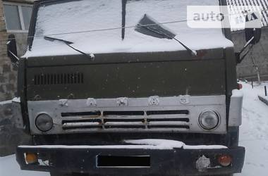 КамАЗ 55111  1987