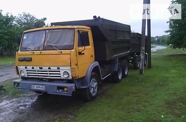 КамАЗ 5511  1986