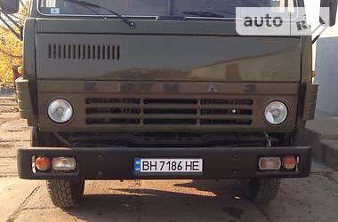 КамАЗ 5511  1990