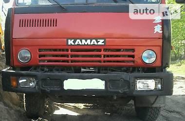 КамАЗ 5511  1983