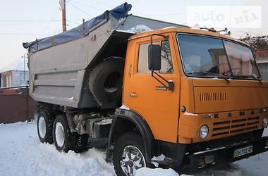 КамАЗ 5511 55111 1987