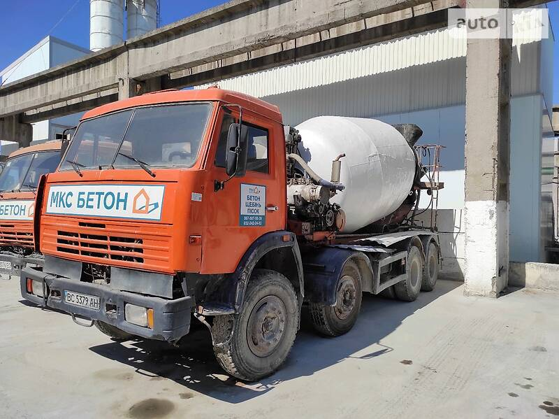 КамАЗ 5814