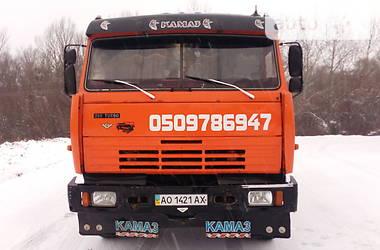 КамАЗ 65115  2005