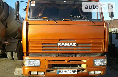 КамАЗ 65116  2007