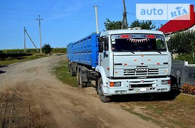КамАЗ 65117  SZAP 3517B 2004