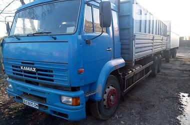 КамАЗ 65117  2005