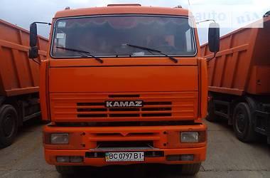 КамАЗ 65201  2008