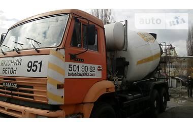 КамАЗ 6520 9 DA 2008