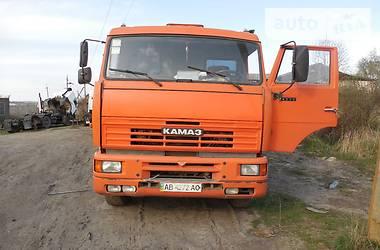 КамАЗ 6520  2006