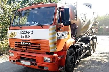 КамАЗ 6520 Tigarbo 9m3 2008