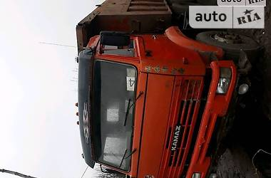 КамАЗ 6520  2007