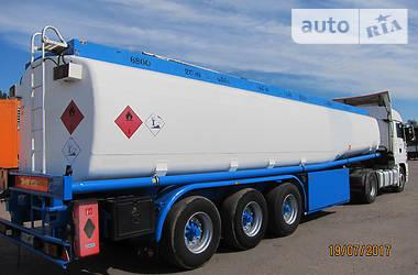 Kassbohrer SLT 40500 Liter 1991