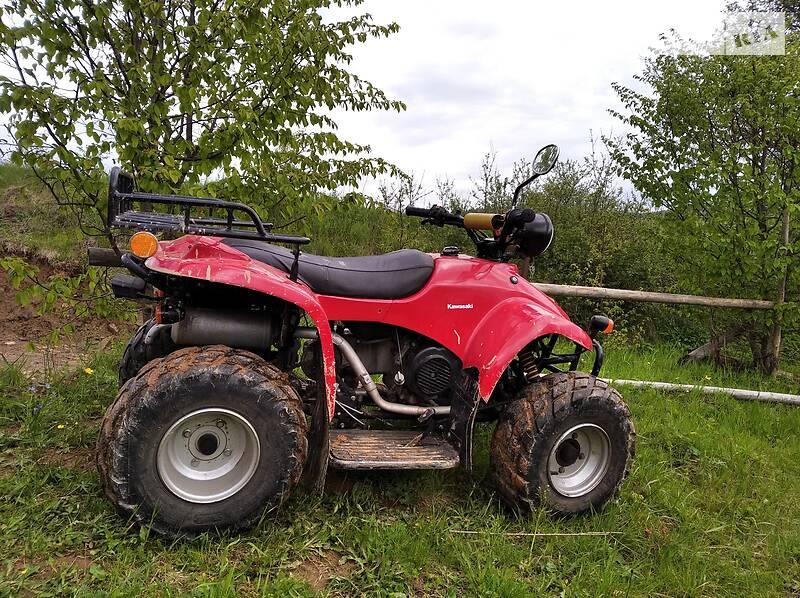 Kawasaki 150