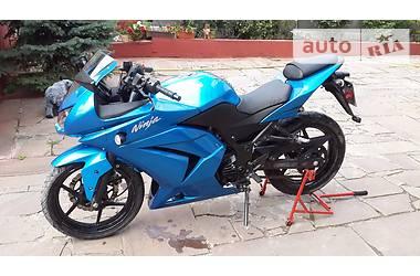 Kawasaki 250  2010
