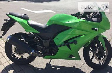 Kawasaki 250  2012