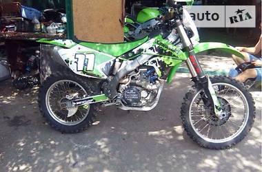 Kawasaki 500 Kawasaki 450KLX Endu 2008