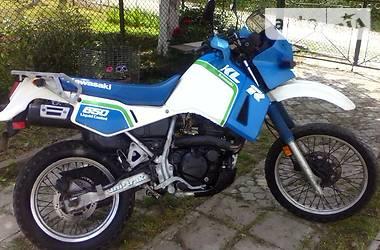 Kawasaki 650  1990