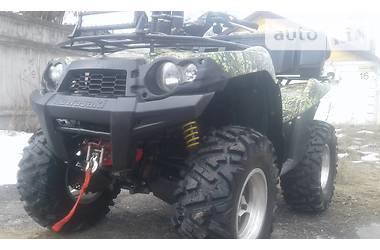 Kawasaki Brute Force  camo 2009