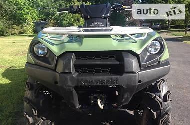 Kawasaki Brute Force 750 2012