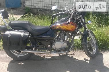 Kawasaki Eliminator bn125 1998
