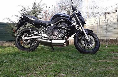 Kawasaki ER-6 ER 6N 2010