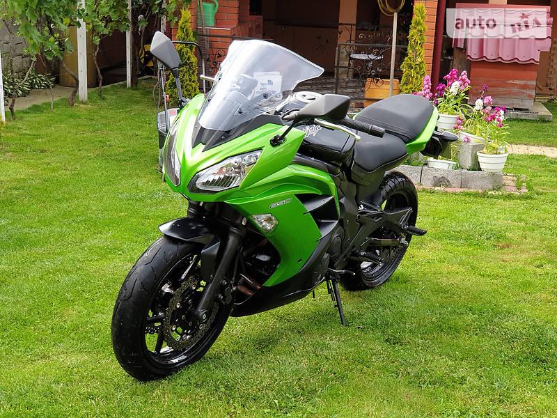 Kawasaki EX 650