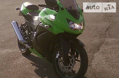 Kawasaki EX R 2010