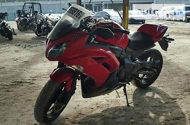 Kawasaki EX  2012