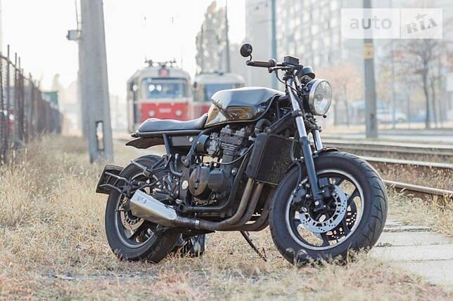 Kawasaki GPX 600R