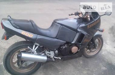 Kawasaki GPX GPX 600 1995