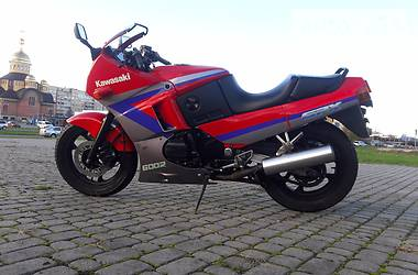 Kawasaki GPX 600 R 1995