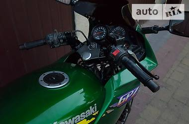 Kawasaki GPZ  1997