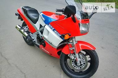 Kawasaki GPZ zx400d 1992